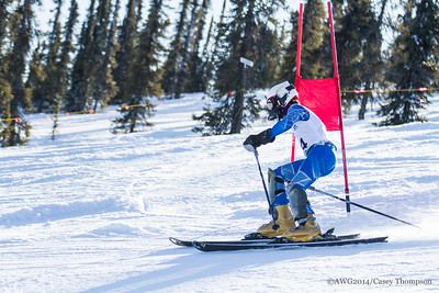 Combined Ski - Team Yukon Territory - Manas Sarin-Toews