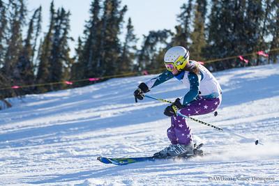 Combined Ski - Team Greenland - Hansa Simonsen
