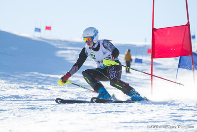 Combined Ski - Team Alaska - Arianna Hall