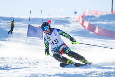 Combined Ski - Team Greenland - Mette Bourup