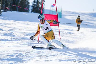 Combined Ski - Team Team Alberta - Daniel Wieben