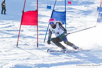 Combined Ski - Team Alberta - Potria Fernandes