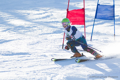 Combined Ski - Team Yukon Territory - Abby Hawes