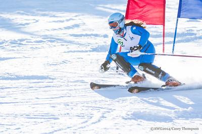 Combined Ski - Team Alaska - Jami Stone