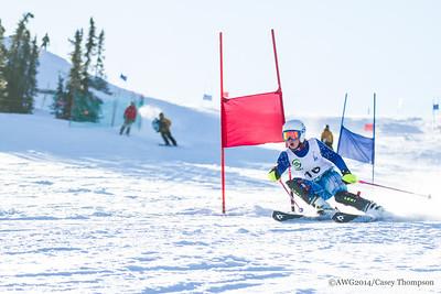 Combined Ski - Team Alaska - Roan Wilson