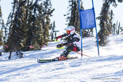 Combined Ski - Team Alaska - Adam Ostberg