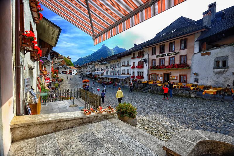 Alpine Tour Day Two
