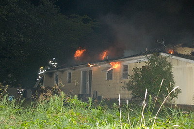 Mutal Aid with Sparta - House Fire