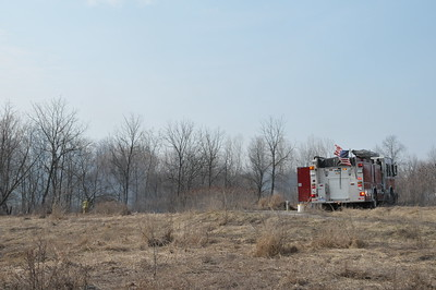 Mutual Aid with Walker - Grass Fire March 22, 2009