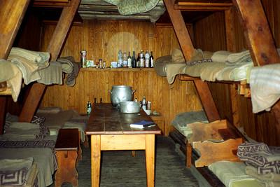 Interior of the Fiorio.  13/09/98