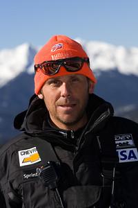 Brigham, Chris Head Men's Alpine DH/SG Coach U.S. Ski Team Photo by Jonathan Selkowitz/Selkophoto Editorial use only