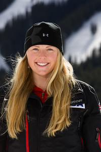 Ludlow, Libby U.S. Ski Team Photo by Jonathan Selkowitz/Selkophoto Editorial use only
