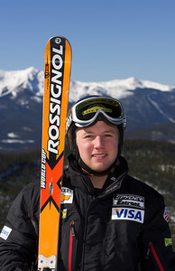 Weibrecht, Andrew U.S. Ski Team Photo by Jonathan Selkowitz/Selkophoto Editorial use only