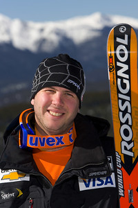 Transue, Jeremy U.S. Ski Team Photo by Jonathan Selkowitz/Selkophoto Editorial use only