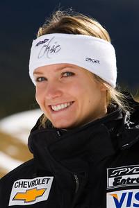 Mancuso, Julia U.S. Ski Team  2006 Olympic Gold Medalist Photo by Jonathan Selkowitz/Selkophoto Editorial use only