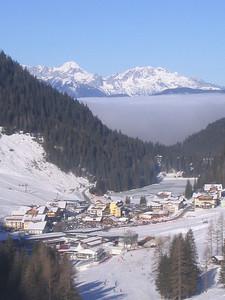 The village of Zauchensee (credit: USSA)