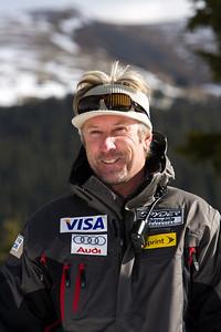 Pekley, Randy Mens Development Team Coach U.S. Ski Team Photo © Jonathan Selkowitz Editorial use only