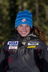 Legget, Kristin NorAm Team U.S. Ski Team Photo © Jonathan Selkowitz Editorial use only