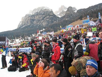 FIS World Cup Alta Badia, Italy  Photo © Doug Haney