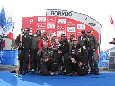 FIS World Cup Finals- Bormio, ITA March 12-16, 2008 Photo: Doug Haney/U.S. Ski Team
