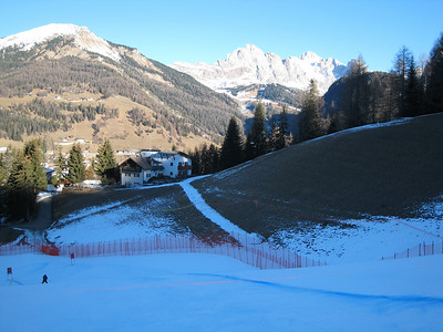 FIS World Cup Val Gardena, Italy  Photo © Doug Haney