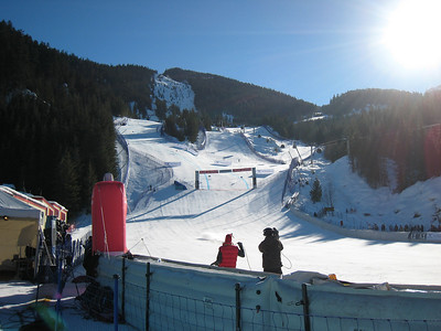 2008 FIS World Cup - Whistler, British Columbia