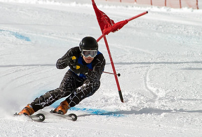 Tague Thorson - USSA NDS Invitational GS at Park City Mountain Resort. Photo: Tom Kelly/U.S Ski Team