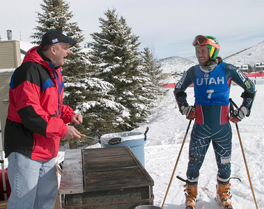 USSA NDS Invitational GS at Park City Mountain Resort. Photo: Tom Kelly/U.S Ski Team