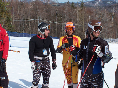 2008 NorAm Finals - Whiteface, Lake Placid, NY