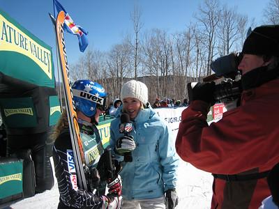 Super G - Nature Valley U.S. Alpine Championships, Sugarloaf/USA, Maine. Photo: Doug Haney/U.S. Ski Team