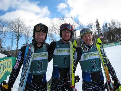 Slalom -  Nature Valley U.S. Alpine Championships, Sugarloaf/USA, Maine Photo: Doug Haney/U.S. Ski Team