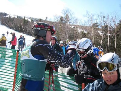 Slalom -  Nature Valley U.S. Alpine Championships, Sugarloaf/USA, Maine. Photo: Doug Haney/U.S. Ski Team
