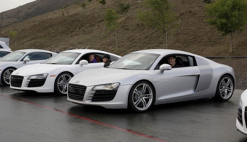 Audi Sports Car Experience Mens Alpine Nov US Ski - Parker audi