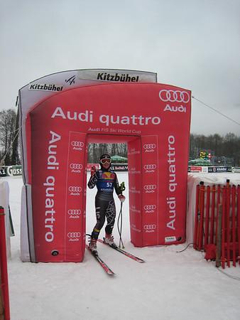 FIS Alpine World Cup - Kitzbuehel, Austria