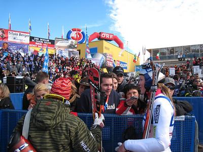 2009 Audi FIS Alpine World Cup Solden, Austria Photo: Doug Haney/U.S. Ski Team