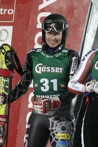 Hailey Duke FIS World Cup Semmering, Austria Photo © Stephan Boeker