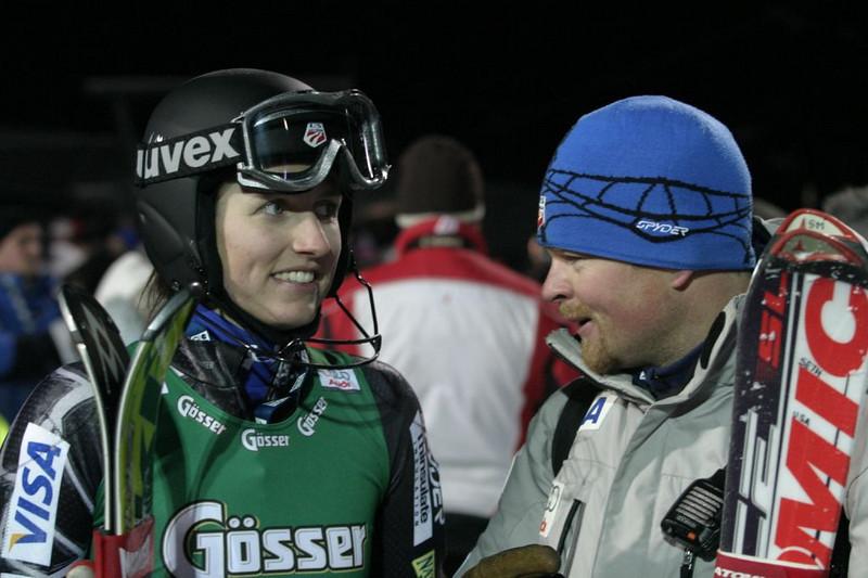 Hailey Duke FIS World Cup Semmering, Austria Photo © Stephan Boeker