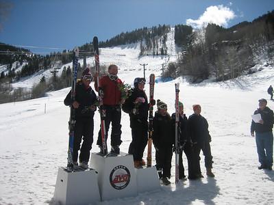 J2 Nationals 2009, Aspen CO
