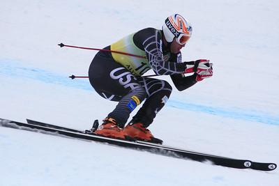 Jeremy Transue 3rd Place Men's Downhill at the Nature Valley U.S. Alpine Championships (Jen Desmond/USSA)