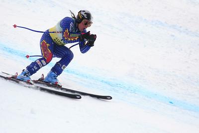 Brooke Wales 14th Place Women's Downhill at the Nature Valley U.S. Alpine Championships (Jen Desmond/USSA)