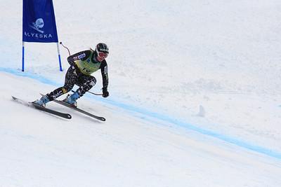 Katie Hitchcock 10th Place Women's Downhill at the Nature Valley U.S. Alpine Championships (Jen Desmond/USSA)