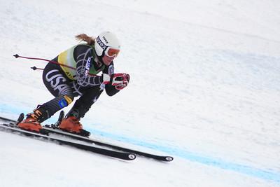 Jennifer Vanwagner 23rd Place Women's Downhill at the Nature Valley U.S. Alpine Championships (Jen Desmond/USSA)