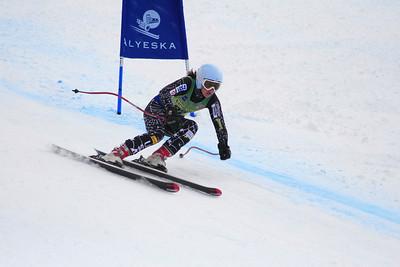Devin Delaney 26th Place Women's Downhill at the Nature Valley U.S. Alpine Championships (Jen Desmond/USSA)