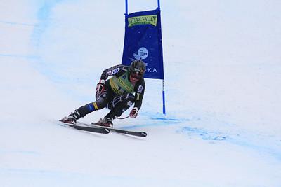 Marco Sullivan 1st Place Men's Downhill at the Nature Valley U.S. Alpine Championships (Jen Desmond/USSA)