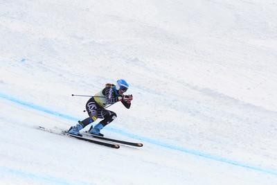 Julia Mancuso 2nd Place Women's Downhill at the Nature Valley U.S. Alpine Championships (Jen Desmond/USSA)