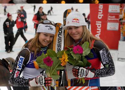 U.S. Ski Team World Champs Welcome Party - Kirchberg, Austria