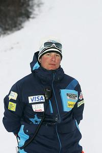 Pete Korfiatis  2009-10 U.S. Alpine Ski Team Coach Photo © Brian Robb