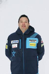 Robert Horvat 2010 US Men's Ski Team Technician Photo © Brian Robb