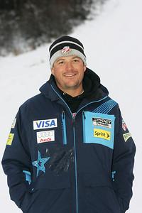Rewk Patten 2010 US Men's Ski Team Coach Photo © Brian Robb