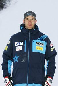 Jake Zamansky  2009-10 U.S. Alpine Ski Team  Photo © Brian Robb